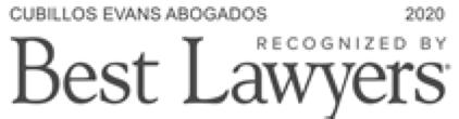 Logo Best Lawyers V1 - Grupo Evans