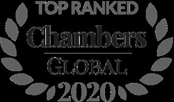 Logo Chambers Latam 2020 - Grupo Evans