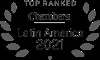 Logo Chambers Latam 2021 V1 - Grupo Evans